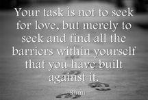 Rumi / by Tash