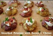 Recipes- Potatoes / All the best potato recipes in one handy spot! / by Mavis Butterfield
