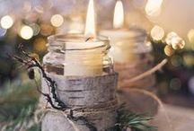 Holiday Decor  / by Brittany Mumaw