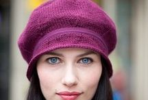 Knitted Headgear / Knitted items for the head #knitting
