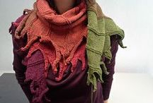Knitted Shawls & Wraps / by Marie Conway Stroughter