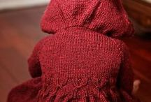Knitting For Kids / Knitting patterns sized for children