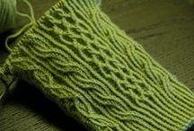 Knitting Stitches & Motifs