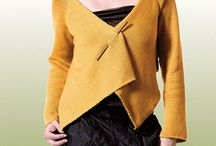 Knitted Sweaters & Garments / Knits for women