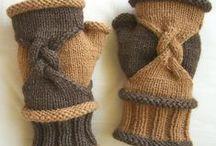 Knitting For Hands / Fingerless gloves & the like...