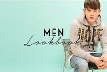 Bershka is...MEN LOOKBOOKS / This board is for the fellas!  Make sure you're streets ahead with our complete collection of Men Lookbooks! #MenLookbooks / by Bershka
