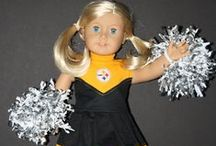 Dolls:  American Girl