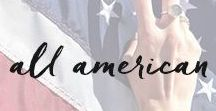 all american. / Mickey Lynn Jewelry is made in America and inspired by our country's beauty. We are proud to be made here for you.