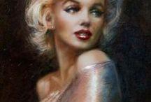 MARILYN / by Gwen Coey