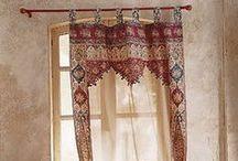 curtains / ideas