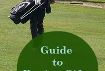Gift Ideas for Golfers / Sharing ideas that would make great gifts for golfers. #gifts #for #golfers