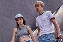 Bershka Retro Sport / Throwback to the nineties on http://bers.hk/RetrosportPin