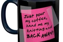 Mugs to Love / Great Mugs and Mug Rugs