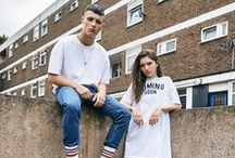 Bershka London Calling / Magnifisant and majestic London always has its own style and fashion. The NEW Bershka Collection inspired by streets of London. http://bers.hk/PinterestLondon