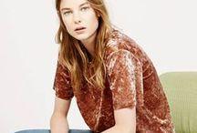 Bershka VELVET / Velvet is the fall trend you can wear now! Discover All Velvet Collection at http://bers.hk/PinterestVelvet
