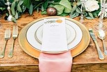 Tablescapes + Settings