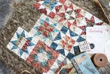 Quilting / by LaDonna Lateadah