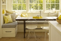 Dining In and Living Rooms / by Jenni Griffin