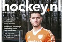 Hockey.nl-covers / Alle covers van hockey.nl. Hét hockeymagazine van Nederland. Download de gratis App van Tijdschift.nl en koop het nieuwste nummer. Lezen waar en wanneer je wilt. / by hockey .nl