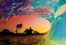 beach / by Amanda Miller