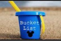 Bucket List ♥
