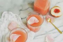 cocktails + drinks / #apéritif #drinks #beverages #cocktails #mixed #coffee #smoothies