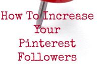 Pinterest-How To Get Started / by David & Katsue Lukasiak
