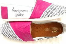 For the love of shoes! / by Jenni Griffin
