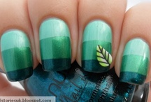 Painted nails / by Jenni Griffin