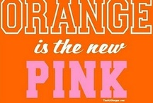 Life in Orange