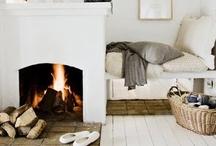 Cozy places / by Jenni Griffin