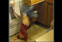 Kids do the funniest things... / by Jenni Griffin