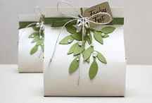 Beautifully WRAPPED PACKAGES