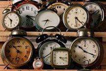 Time-Worn Clocks
