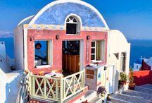 Greece Islands / Greek and Greece / by David & Katsue Lukasiak