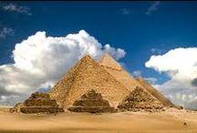 Egypt and mummies unit / by Kristi Schultz