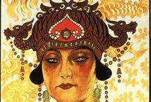 VIntage Opera Posters  / I can't explain it, I just have this thing for vintage opera posters, / by Tracy Viselli