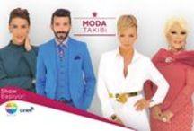 """Moda Takibi / Ivana Sert, İlker Bilgi, Ceylan Atınç ve Sema Çelebi'yi tek bir programda buluşturan """"Moda Takibi"""" Her Cumartesi ve Pazar 13.00'da Show TV'de!"""