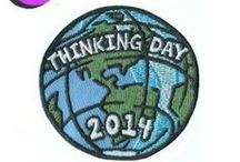 World Thinking Day France / WTD 2014