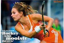 Hockey.nl-quotes / Inspirerende hockey- en sportquotes die de redactie van hockey.nl wekelijks maakt.  / by hockey .nl