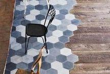 tiles / #tiles #subway #hex #hexagon #herringbone