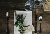 tabletop / #dishes #silverware #china #pottery #forks #knives #spoons #utensils #flatware #serving #pitcher #tableware #coasters #aprons