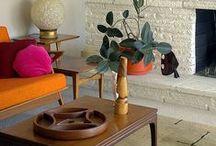 Mid Century Modern Furniture / Mid century modern furniture and home Decor