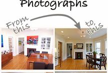 Before and After - Home Staging / Why a home that is staged sells for more money!  / by Rae Catanese   Tampa Real Estate