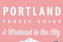 portland / Going to Portland this weekend!