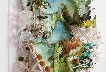 3D photo/collage / by M A R I E K E