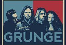Grunge is dead / Imma groupie ya know! / by María José Gutiérrez