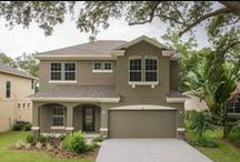 New Construction Homes Tampa, St. Petersburg / There's a trend of new construction homes for sale here in Tampa Bay. Here's just a few of the areas where building is hot!  Seminole Heights, Tampa Heights, Riverside Heights, Old NE  St. Pete, Historic Kenwood in St. Pete. And South Tampa / by Rae Catanese   Tampa Real Estate