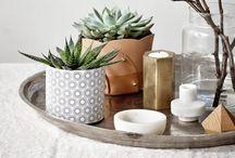 vignette / #tabletop #decor #styling #vignette