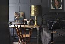 palette / #paint #walls #ceilings #trim #glossy #semigloss #eggshell #matte
